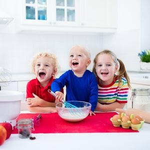 Easy recipes to make with kids