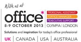 OFFICE at Olympia, London 8-9th Oct          Stand No. 3049