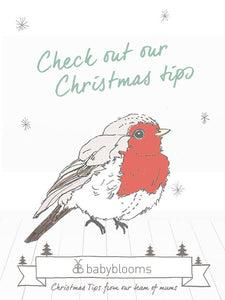 Christmas tips from our team of mums...