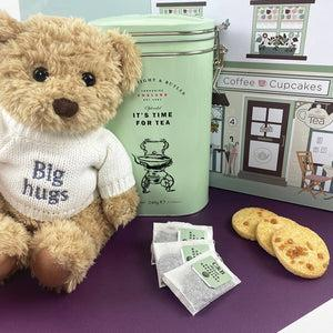 "Bertie's ""It's Time for Tea"" Hamper"