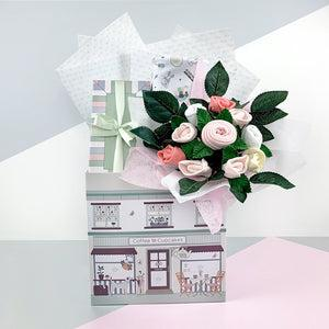 Little Love Welcome Hamper, Pink