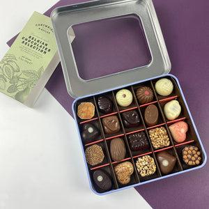 Tea and Treats Hamper with Cartwright and Butler Chocolates