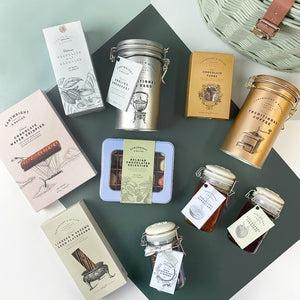 The Ingleborough Poachers Basket Hamper