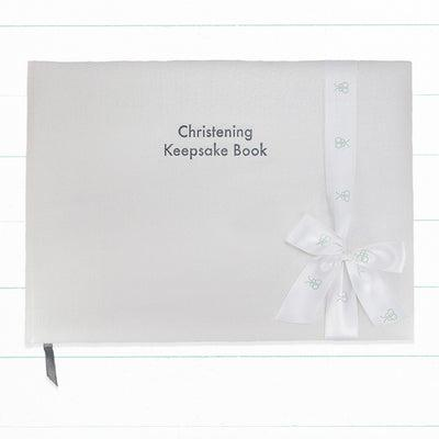 Christening Keepsake Book
