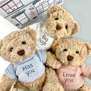 Send A Bear Hug - Pink