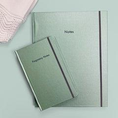 Corniche Collection Maternity Notes Folder and Pregnancy Notebook Set