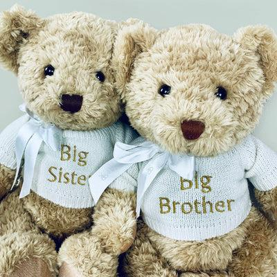 Corniche Collection Big Brother and Big Sister Bears