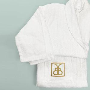 Corniche Collection Mummy Bathrobe - Size L/XL