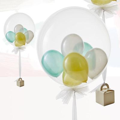 Luxury Multi-Bubble Balloon