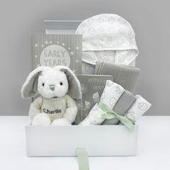 Personalised Little Bunny Keepsake Hamper