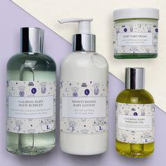 Little Lindo Baby Skincare Collection