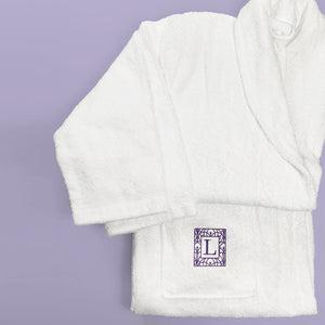 Lindo Mama Bathrobe - Size L/XL