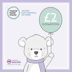 £2.00 Charity Donation to Imperial Health Charity