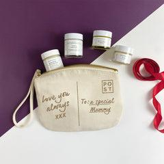Christmas Just for Mum All-Natural Skincare Gift