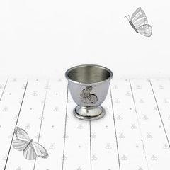 Pewter Egg Cup, Bunny