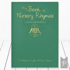 Personalised Classic Nursery Rhymes Book